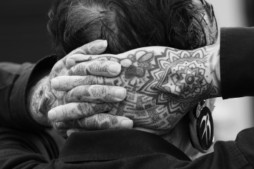 Rolf Buchholz – Tattooparty – Unna Königsborn