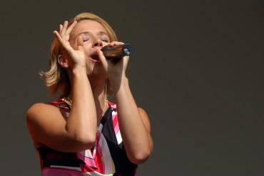 Sängerin Michelle – Dortmund