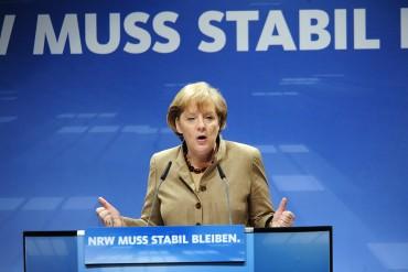 Bundeskanzlerin Dr. Angela Merkel – Stadthalle Unna