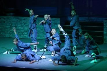 Die Rückkehr der Shaolin – Stadthalle Unna