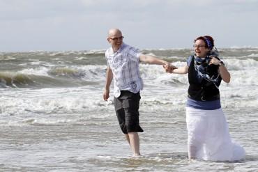 Dani und Thomas – Norderney