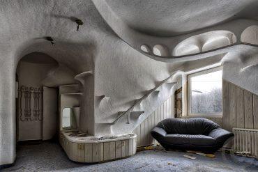 Villa Flinstone – Das runde Zimmer