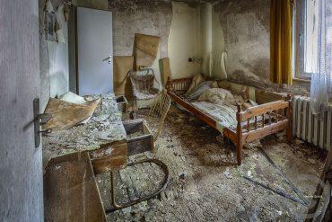 Lost Places – Einzelzimmer